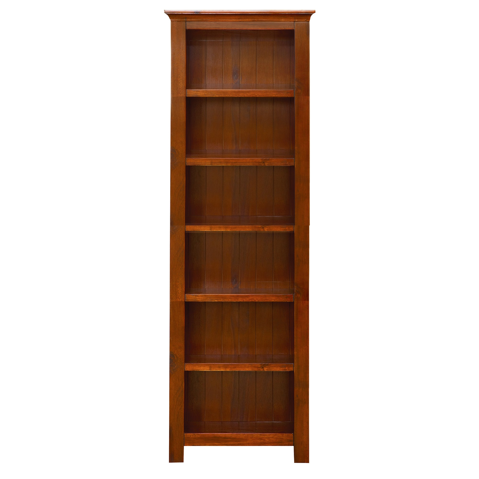 Winchester Acacia Dark Wood Bookcase