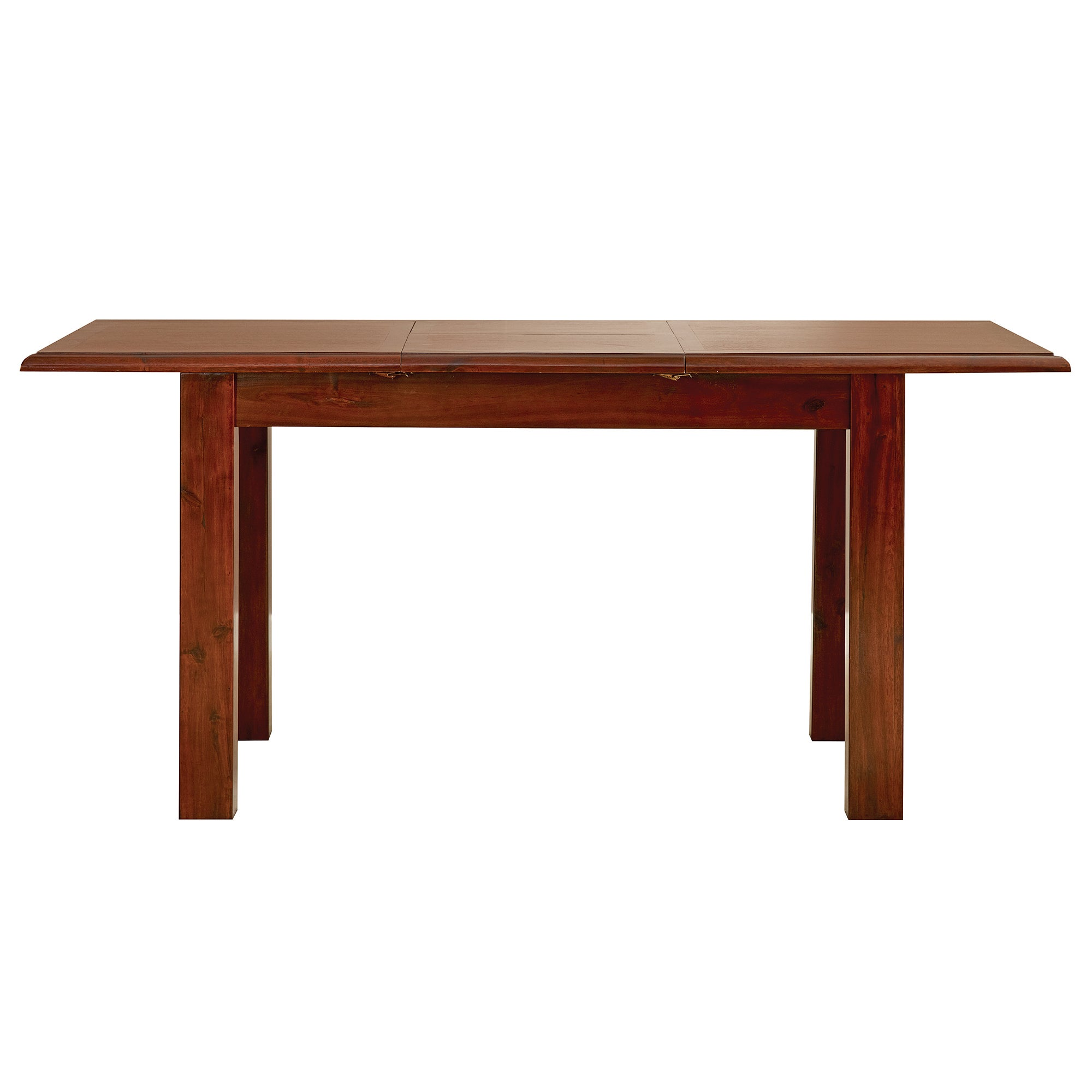 Winchester Acacia Dark Wood Extendable Dining Table