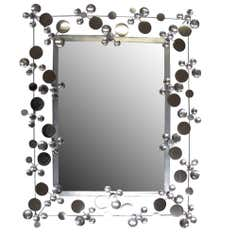 Ultra Bling Bevelled Mirror