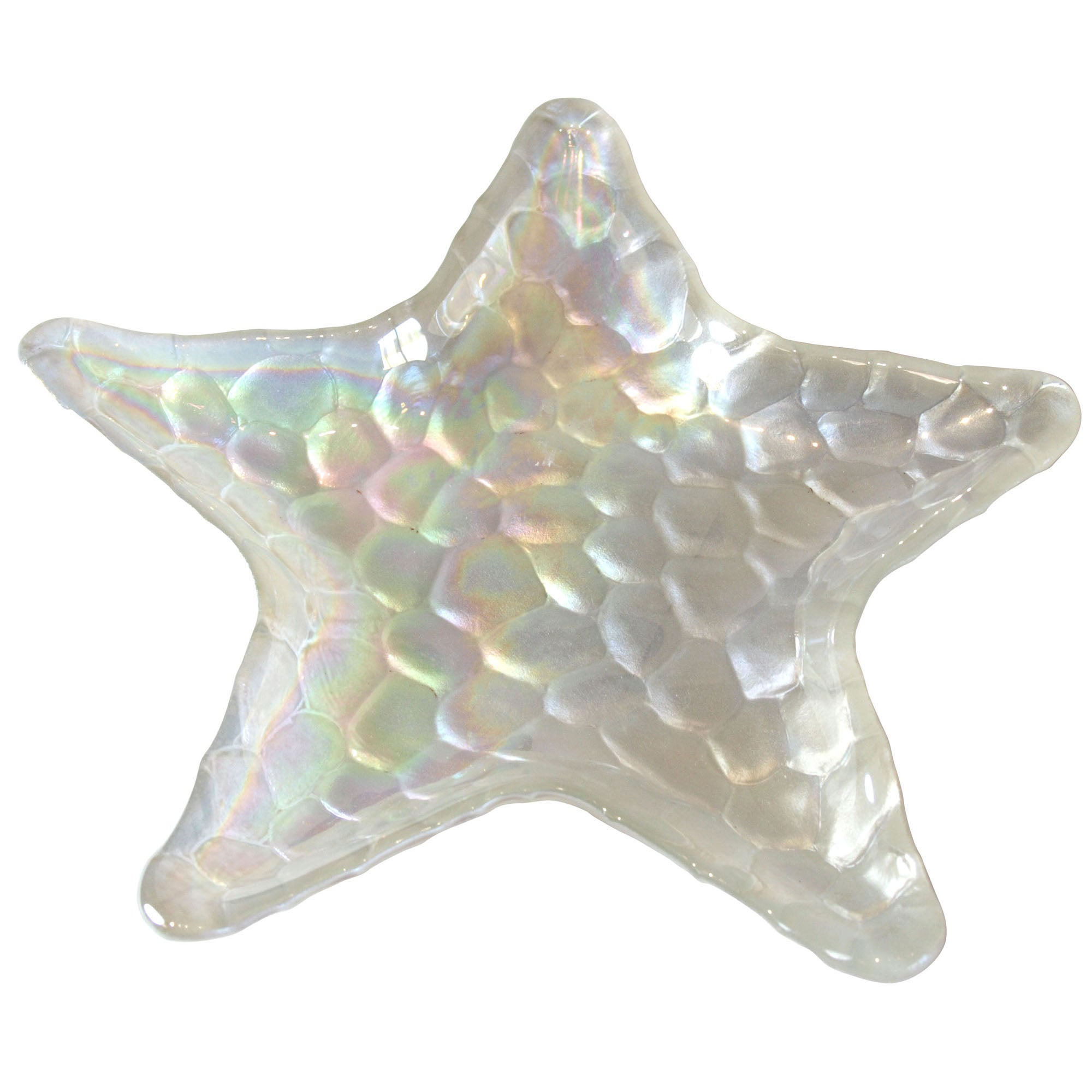 Coastal Collection Pearlised Starfish Dish