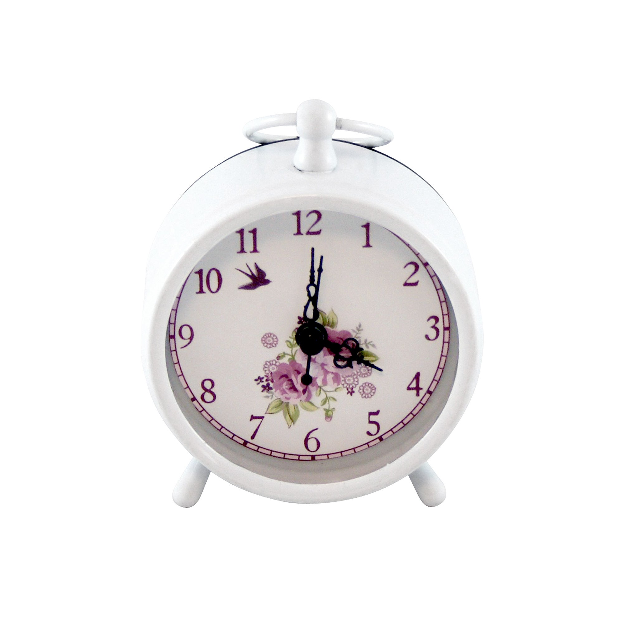 Plum Pudding Collection Mantel Clock