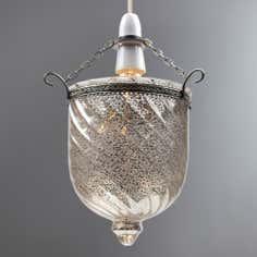Draycott Mercury Lantern Pendant
