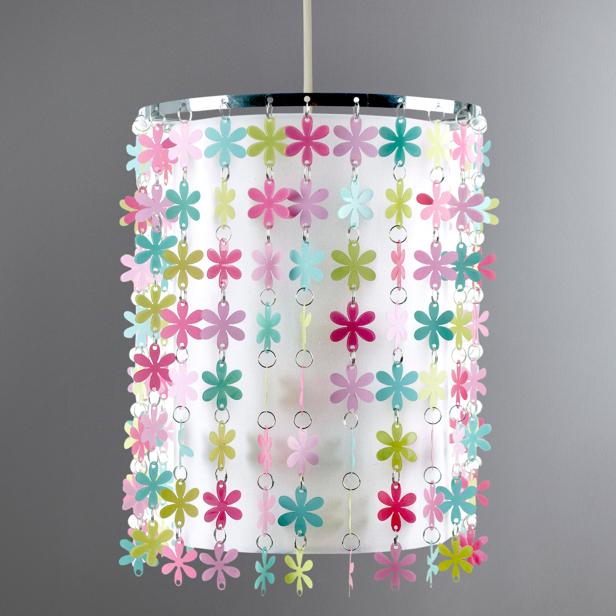 Kids Daisy Windchime Collection Pendant