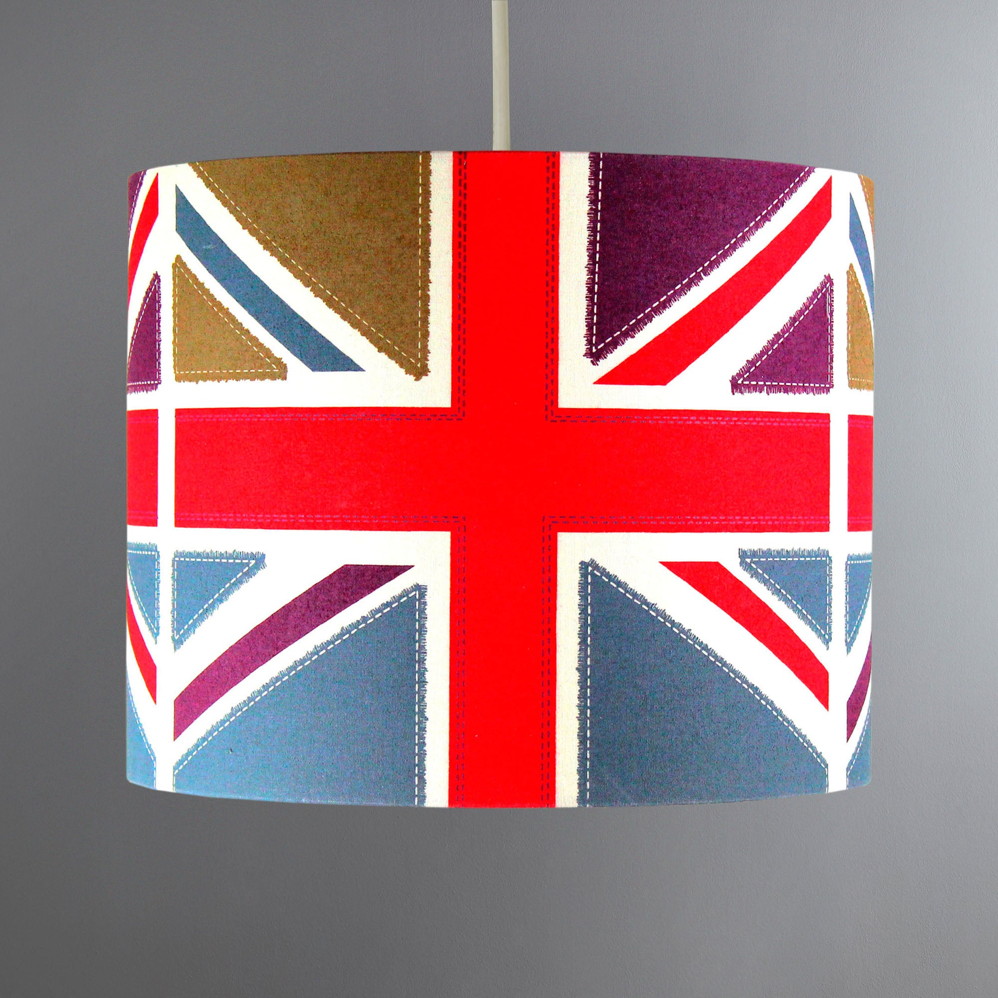 Kids Union Jack Pendant Shade
