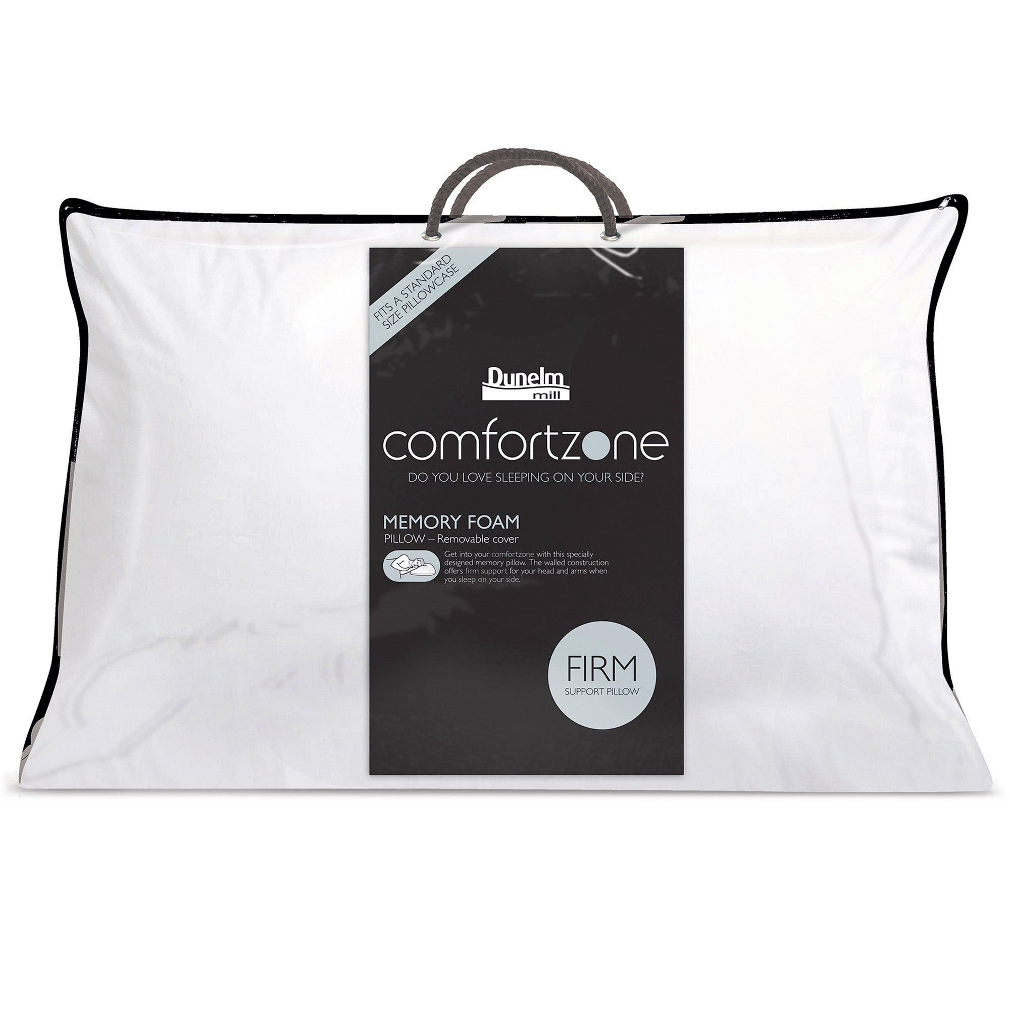 Comfortzone Memory Foam Pillow