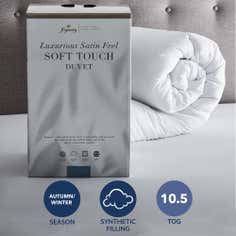 Fogarty Soft Touch 10.5 Tog Duvet