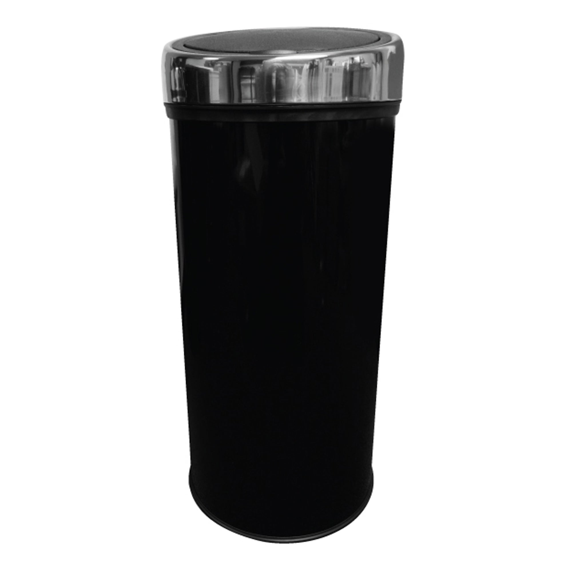 Black Spectrum Collection 30 Litre Press Top Bin