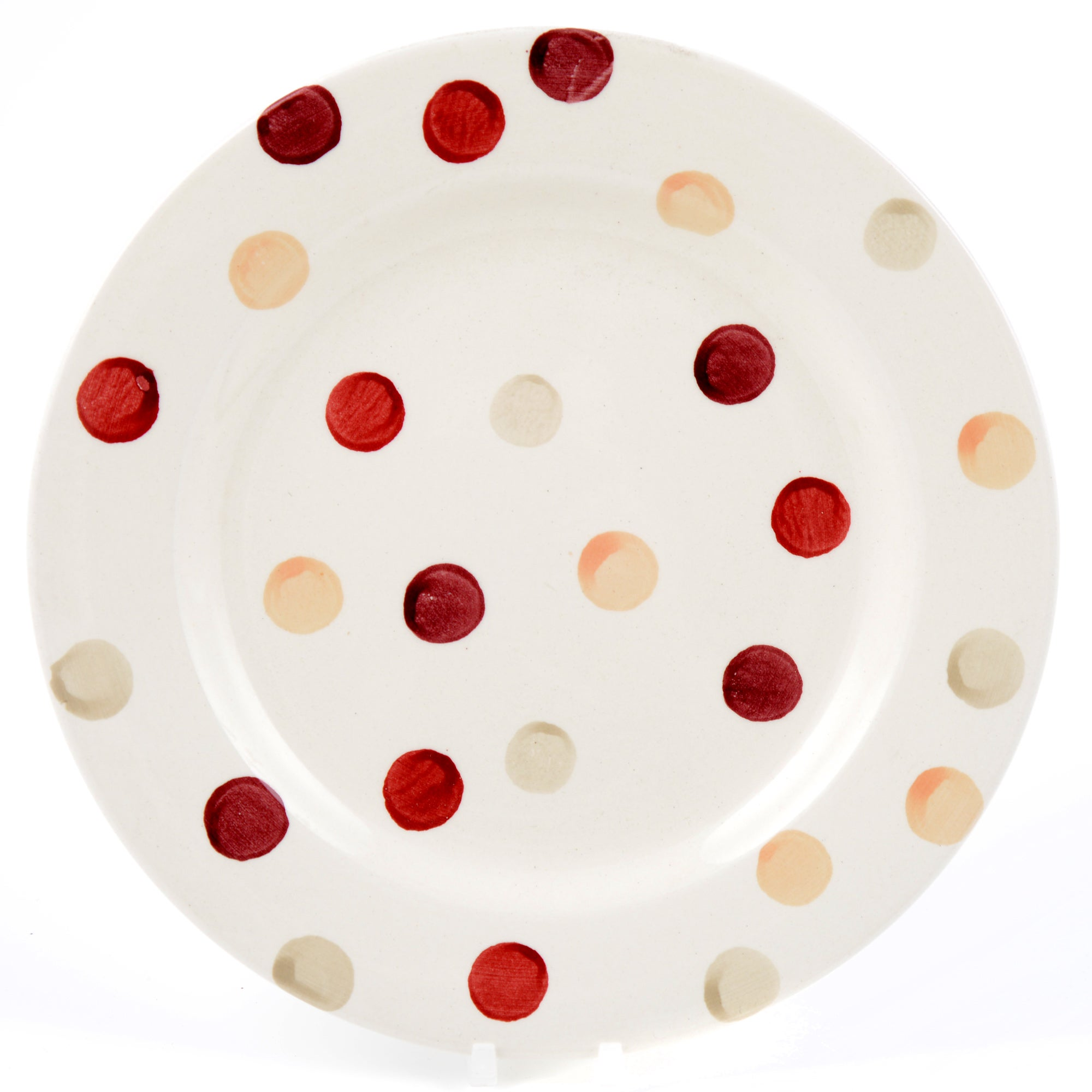 Red Country Spot Collection Side Plate