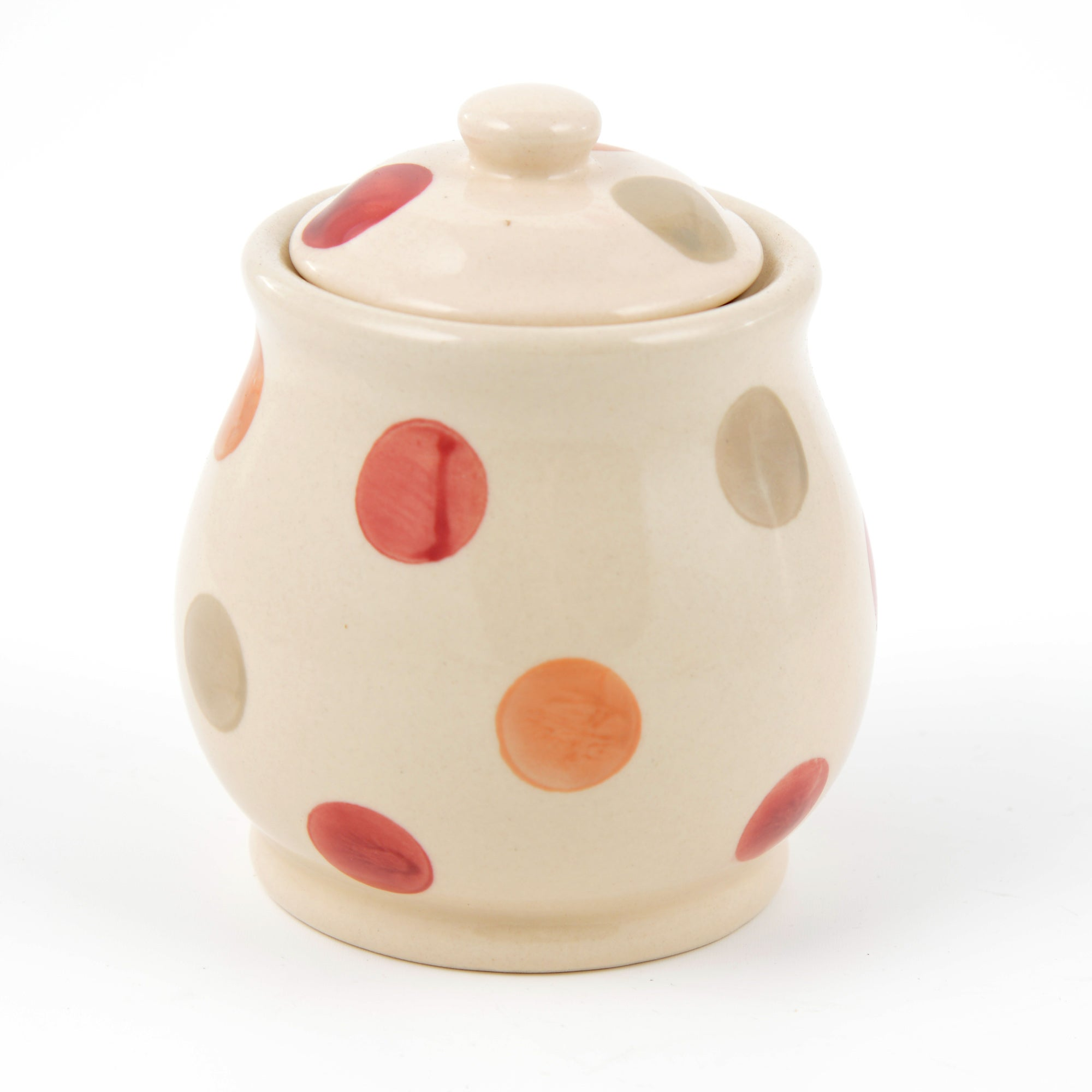 Red Country Spot Collection Sugar Bowl