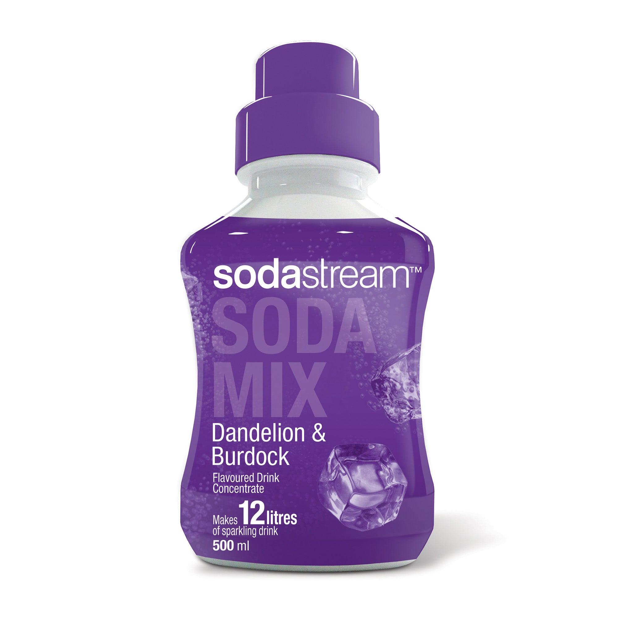 SodaStream Dandelion & Burdock Refill Mixer