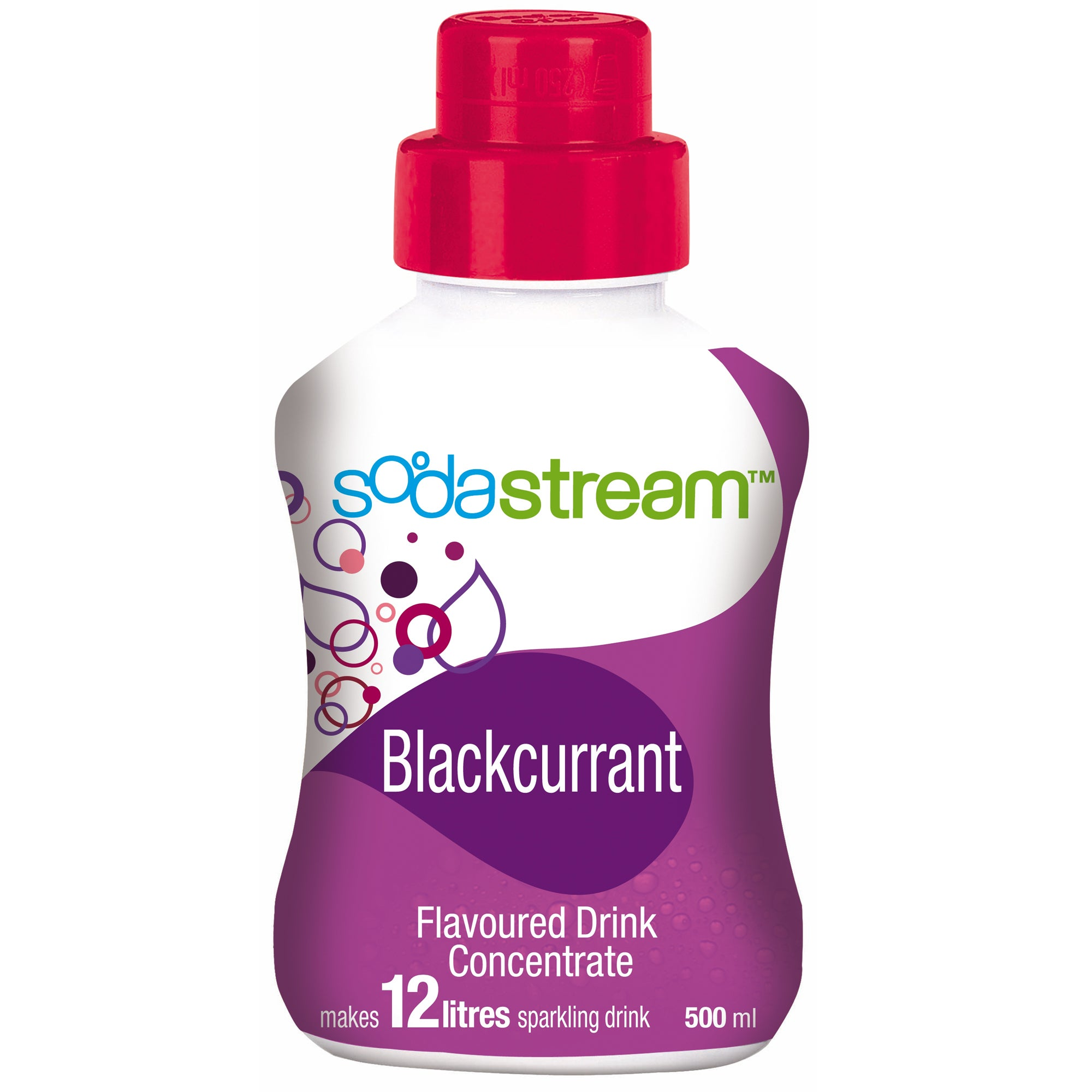 SodaStream Blackcurrant Refill Mixer