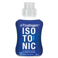 SodaStream Isotonic Blueberry Sport Refill Mixer