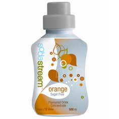 SodaStream Sugar Free Orange Refill Mixer