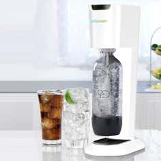 SodaStream Genesis White Drinks Maker