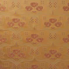 Gold Rennie Fabric