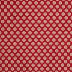Red Solar Fabric