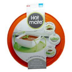 Hot Mate Microwave Plate Tray