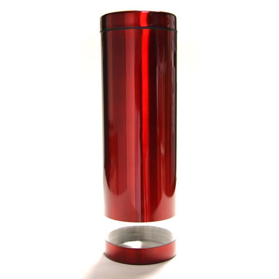 Red Spectrum Collection Pasta Canister