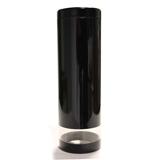 Black Spectrum Collection Pasta Canister