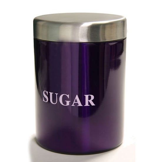 Purple Spectrum Collection Sugar Canister
