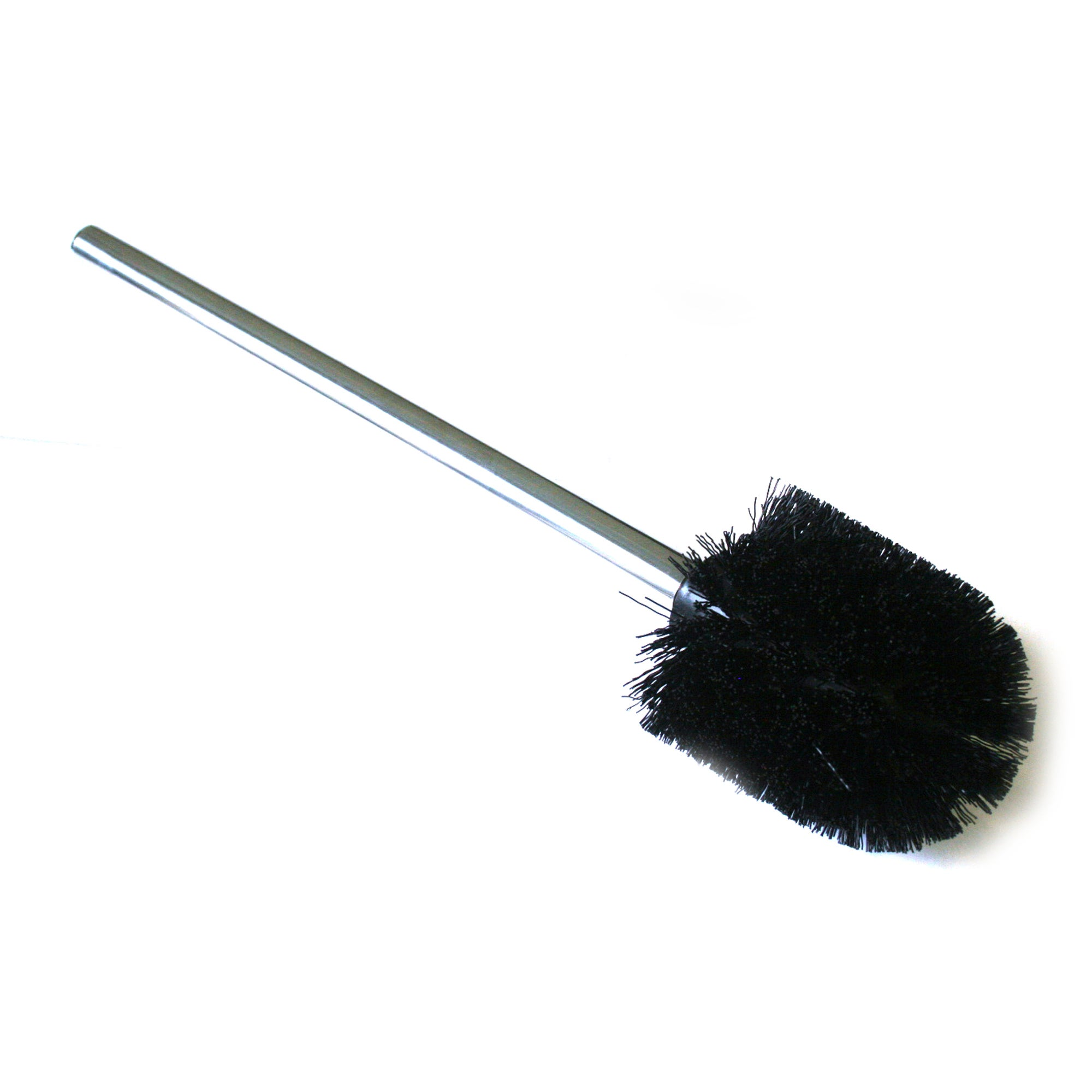 Black Bathroom Basics Toilet Brush
