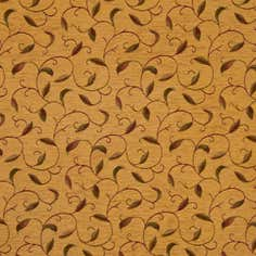 Cream Maryland Scroll Fabric