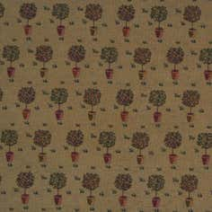 Topiary Antique Fabric