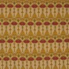 Peach Belle Epoque Woven Fabric