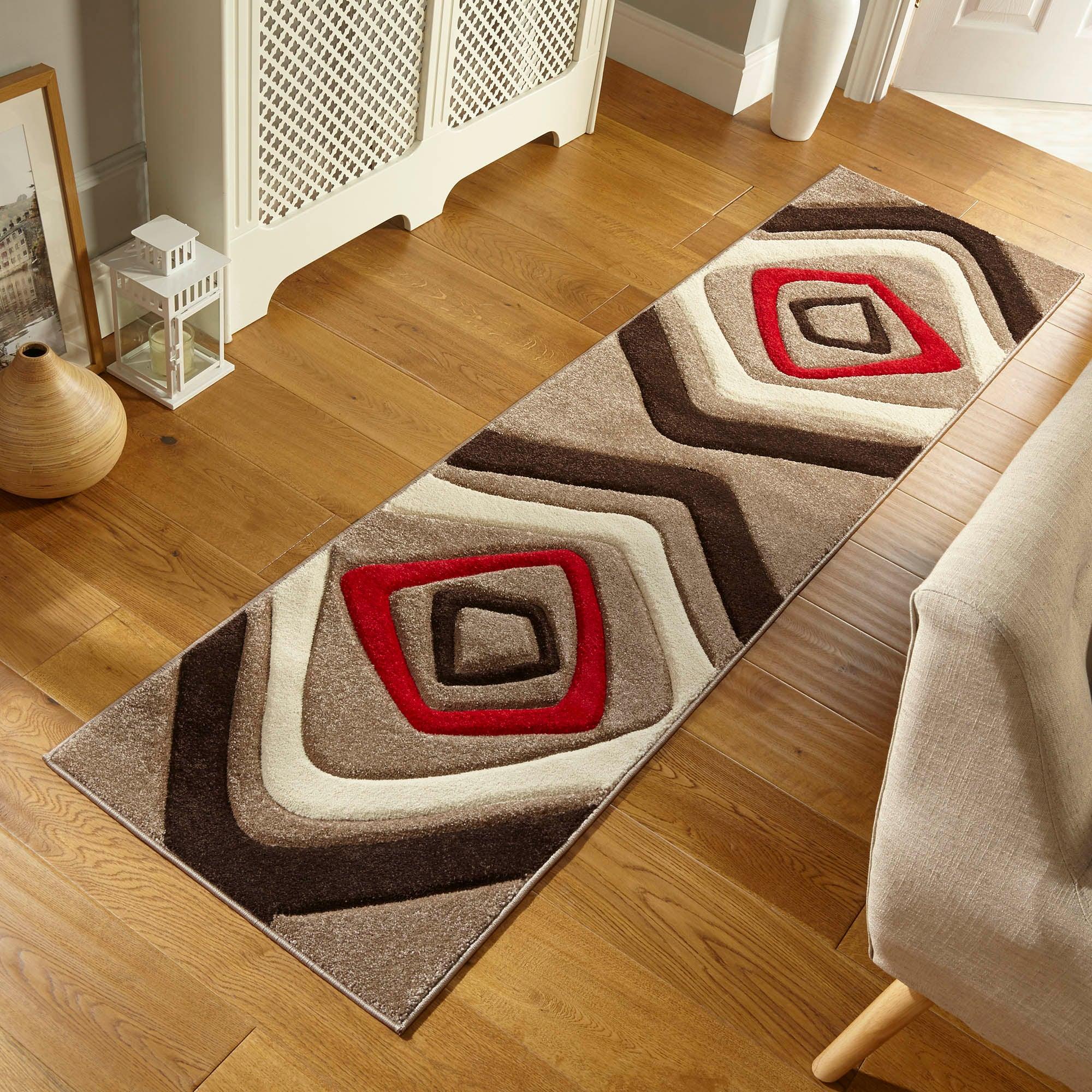 beige space runner dunelm. Black Bedroom Furniture Sets. Home Design Ideas