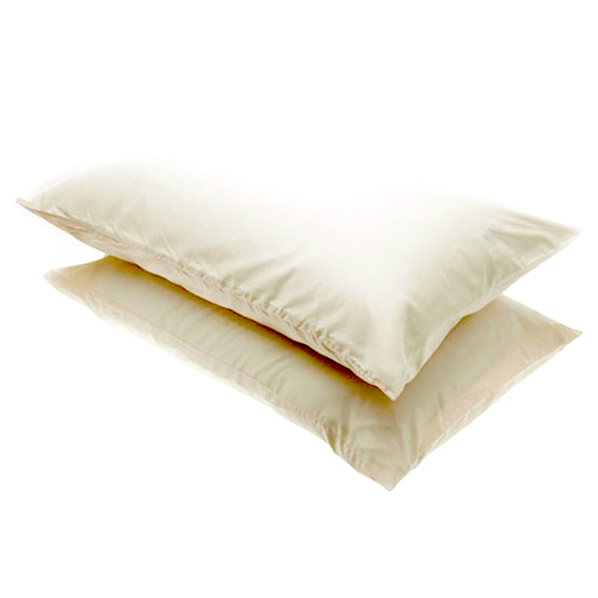 Tencel Collection Pair of Housewife Pillowcases