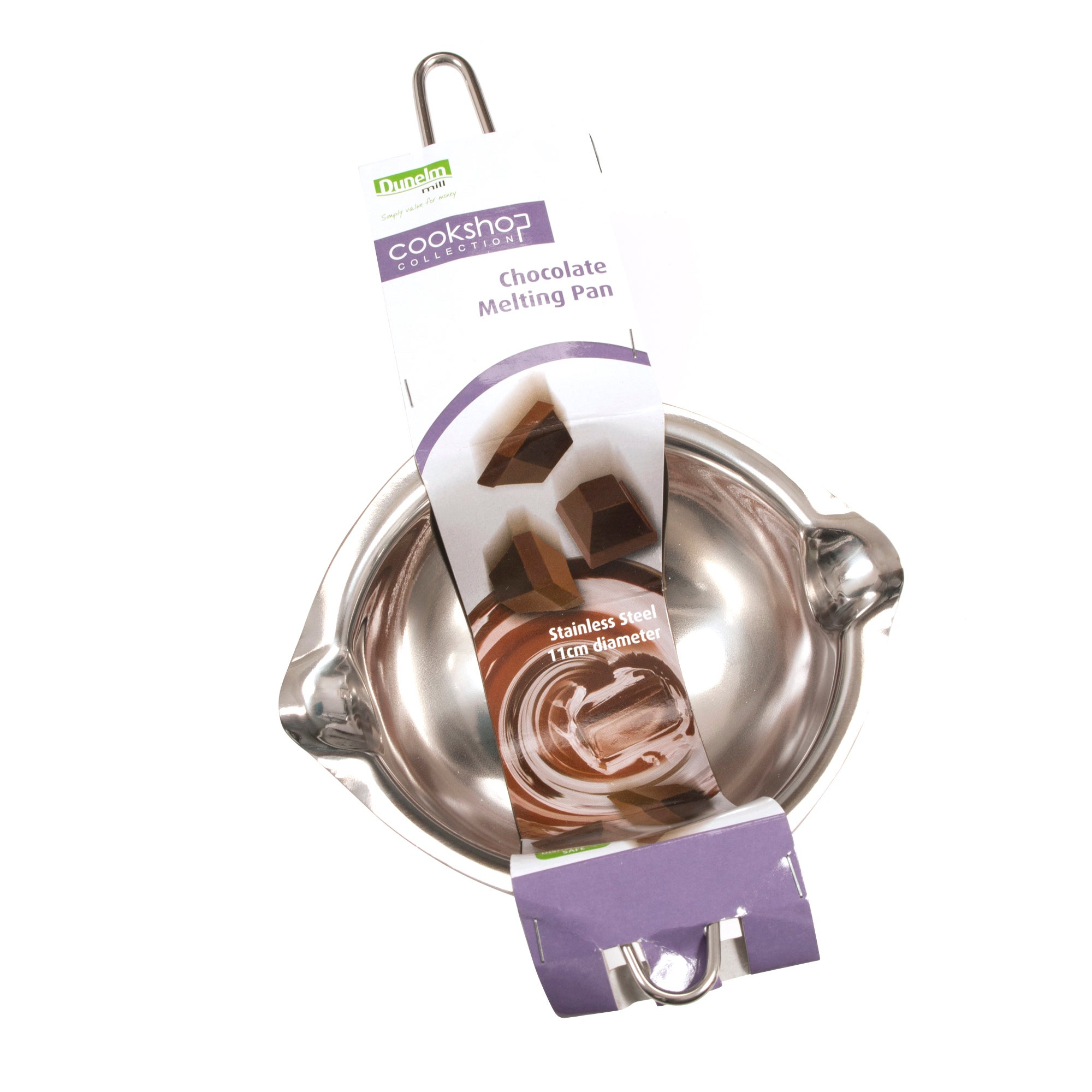 Cookshop Chocolate Melting Pan