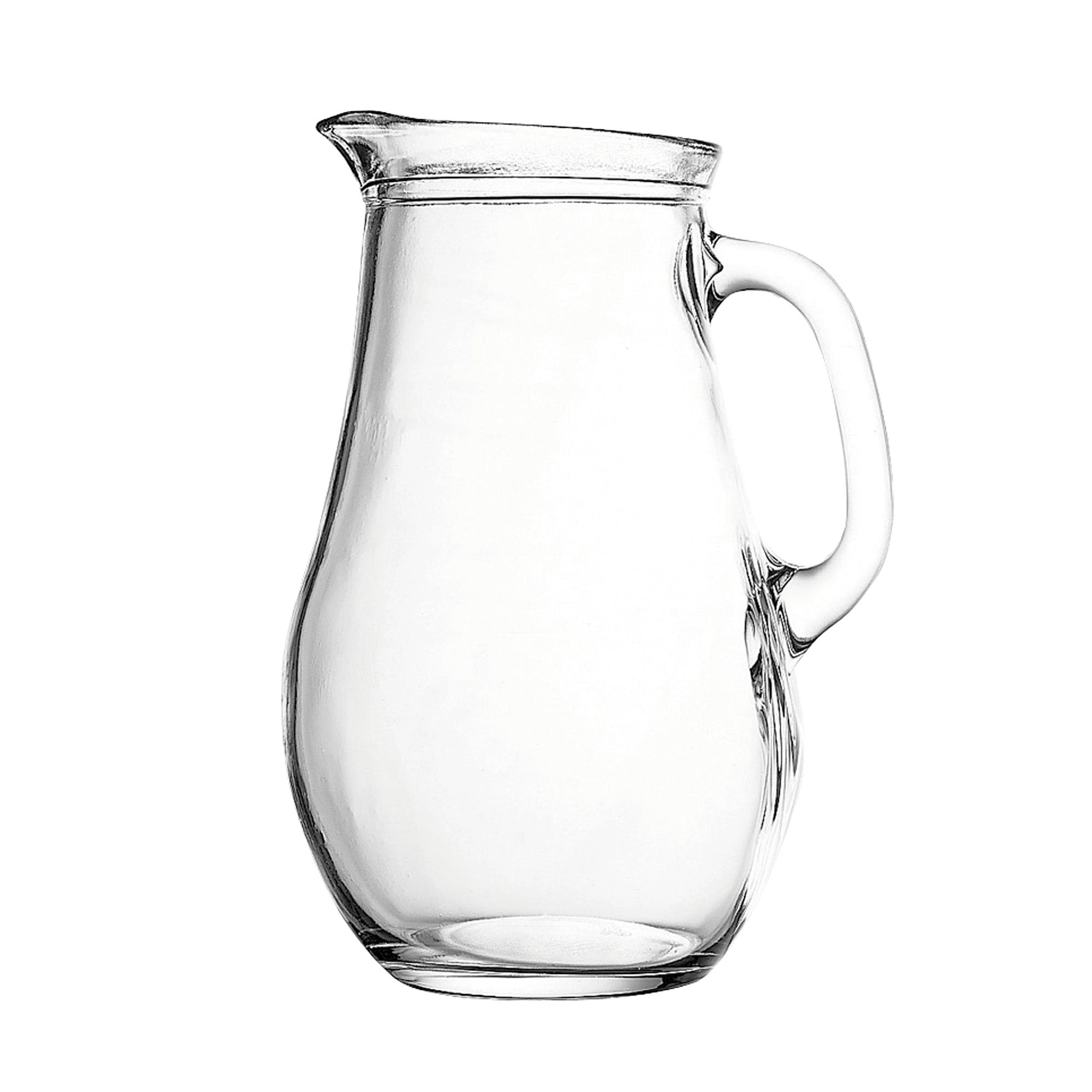 Simply Glass Jug