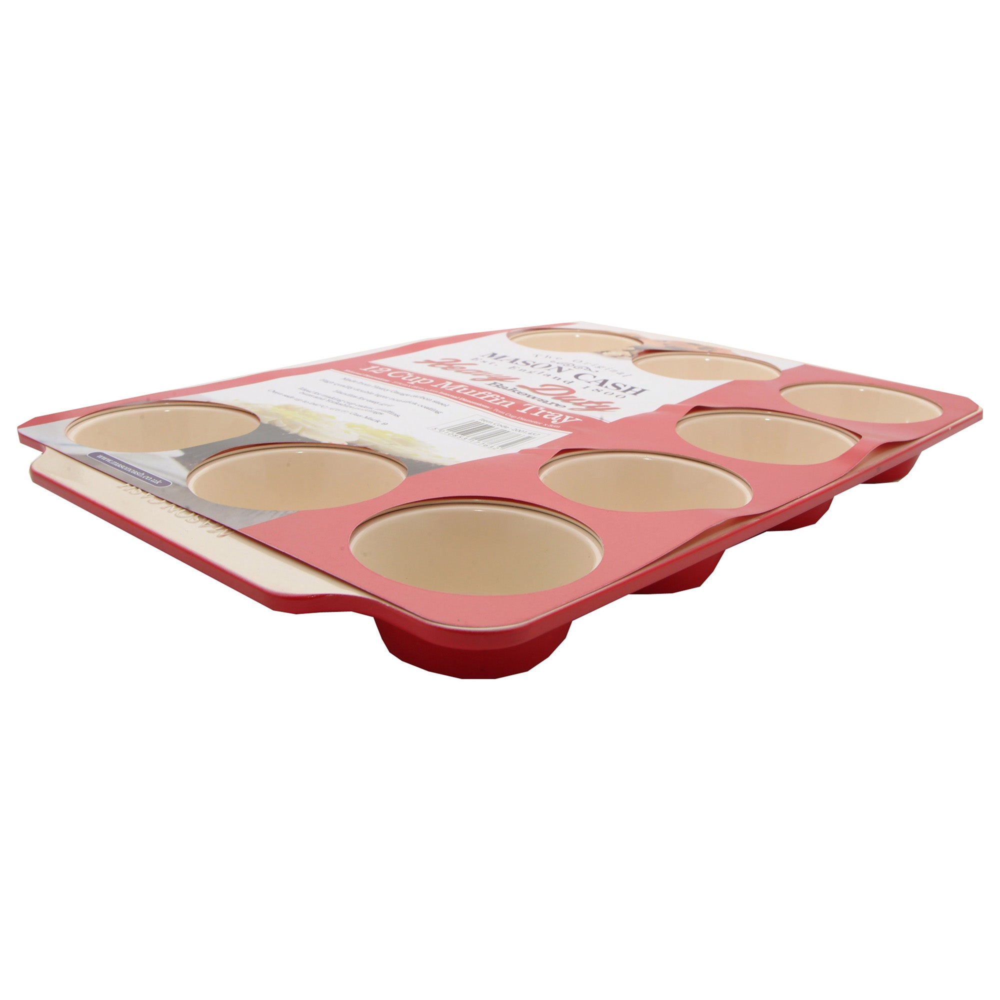 Mason Cash 12 Cup Muffin Tray