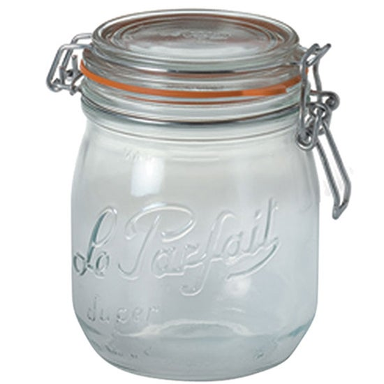 Le Parfait 0.5 Litre Preserving Jar