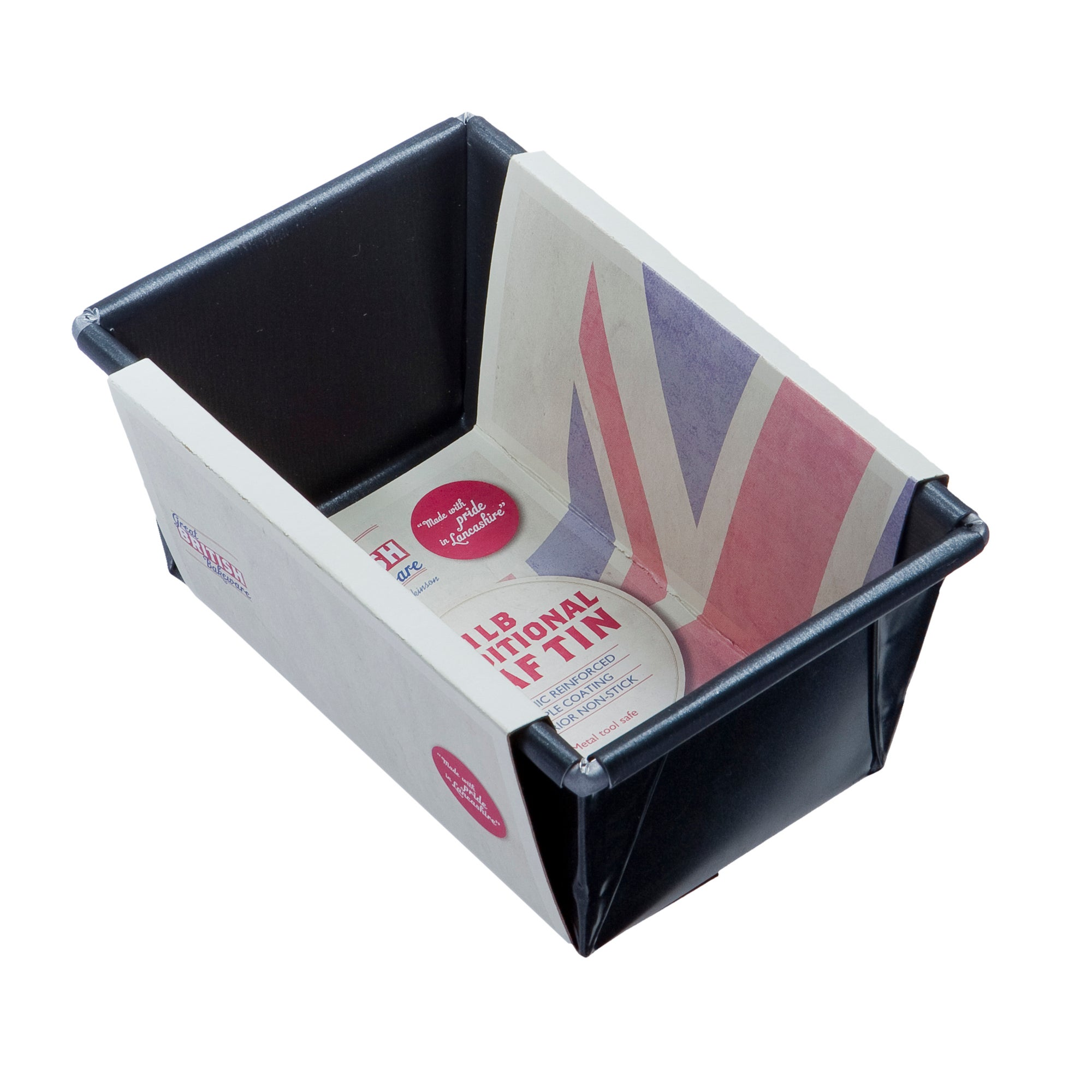 Great British Bakeware Traditional Loaf Tin