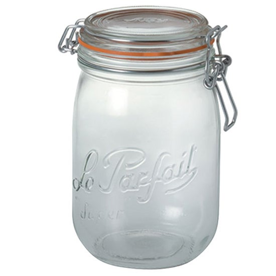 Le Parfait 1 Litre Preserving Jar