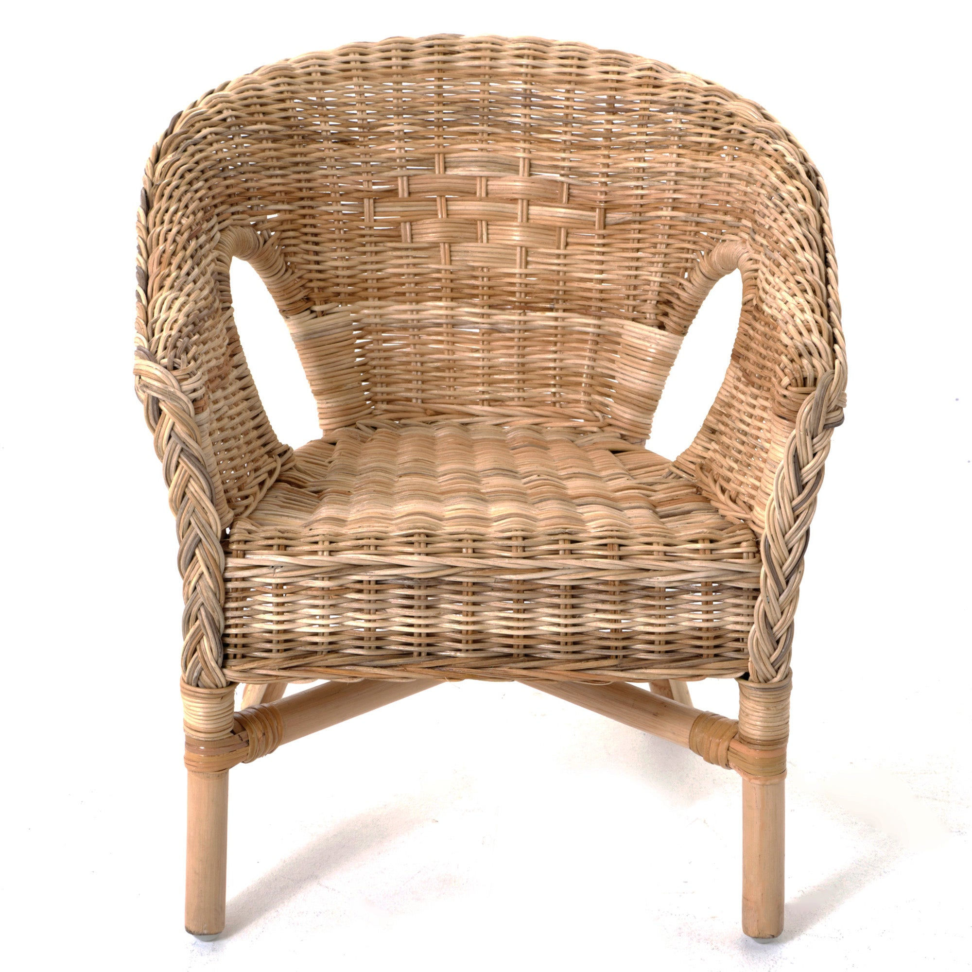Kids Java Wicker Chair