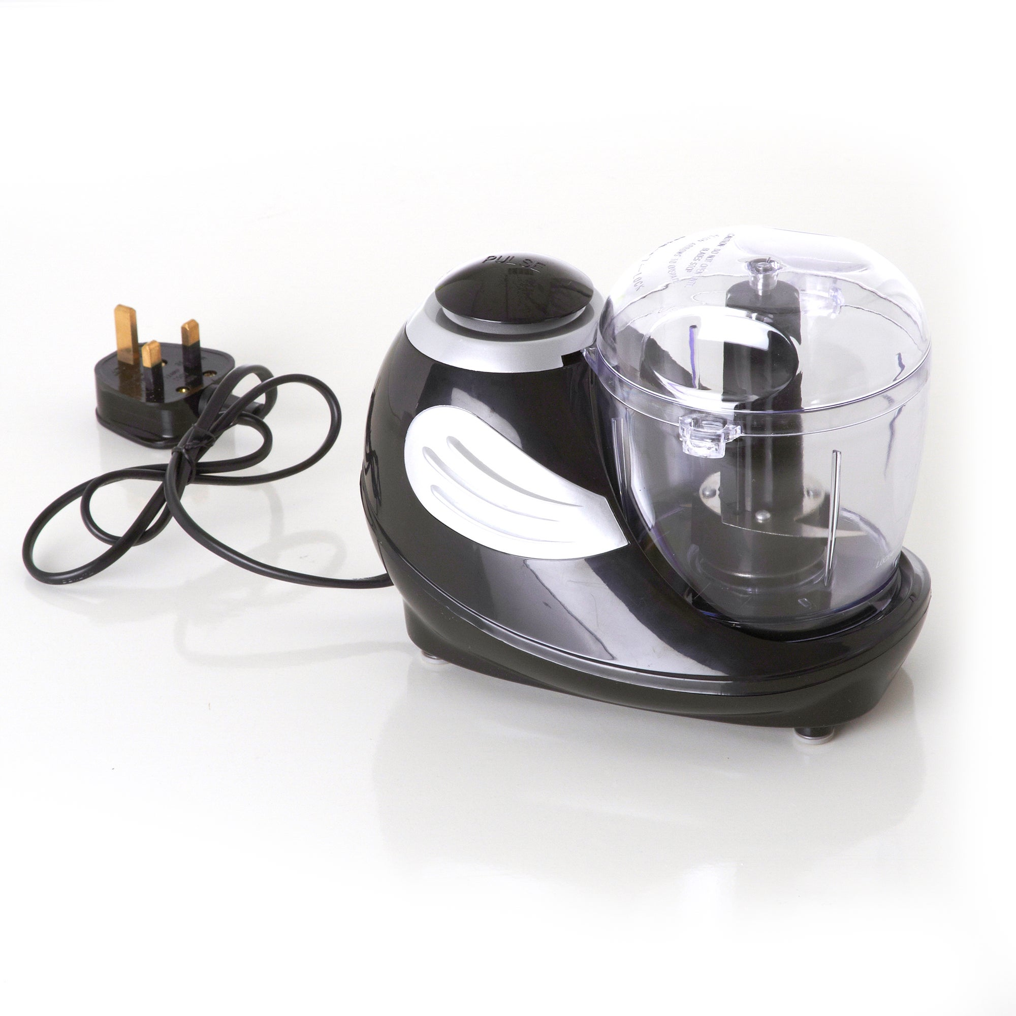 Simply Black Mini Food Processor