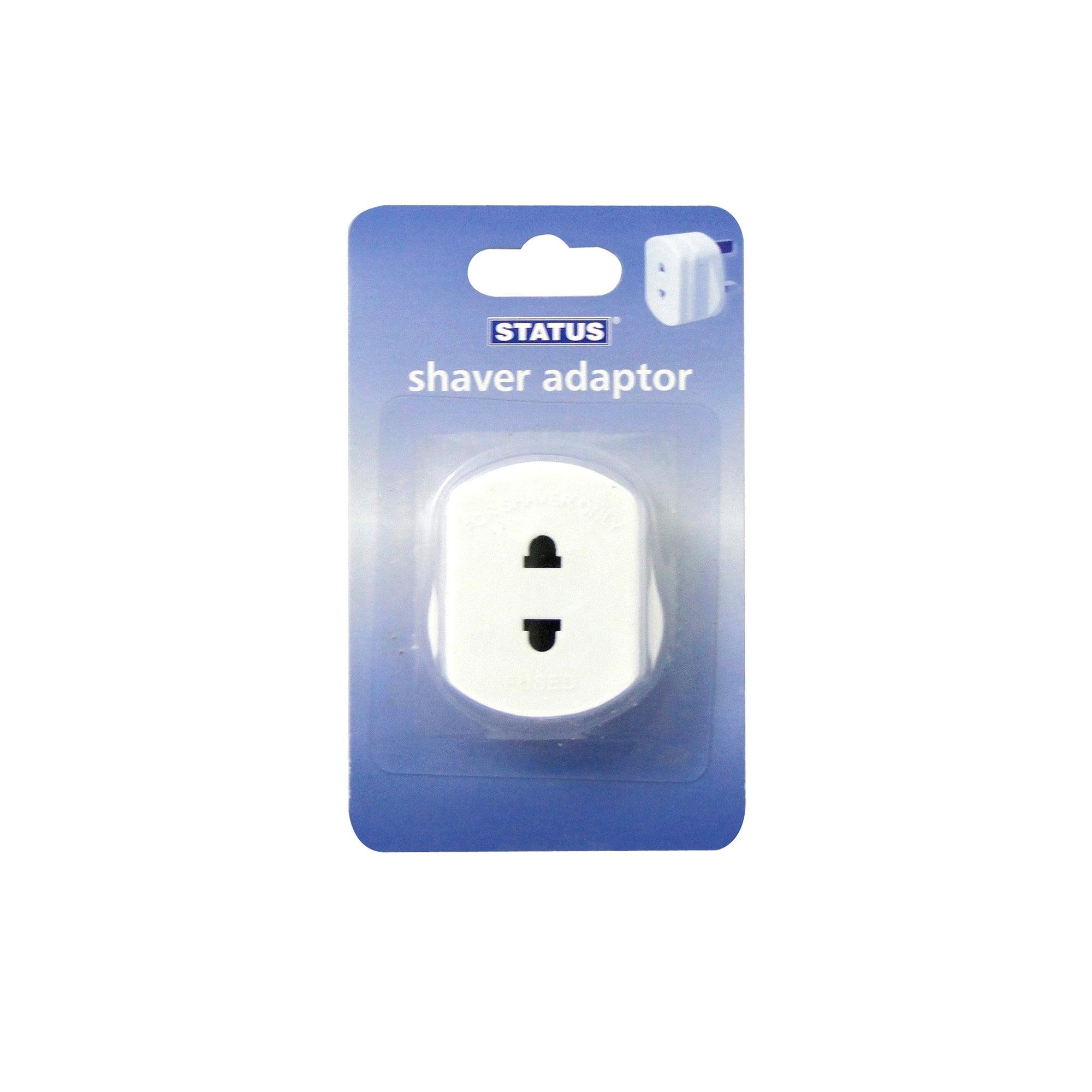Status Shaver Adaptor