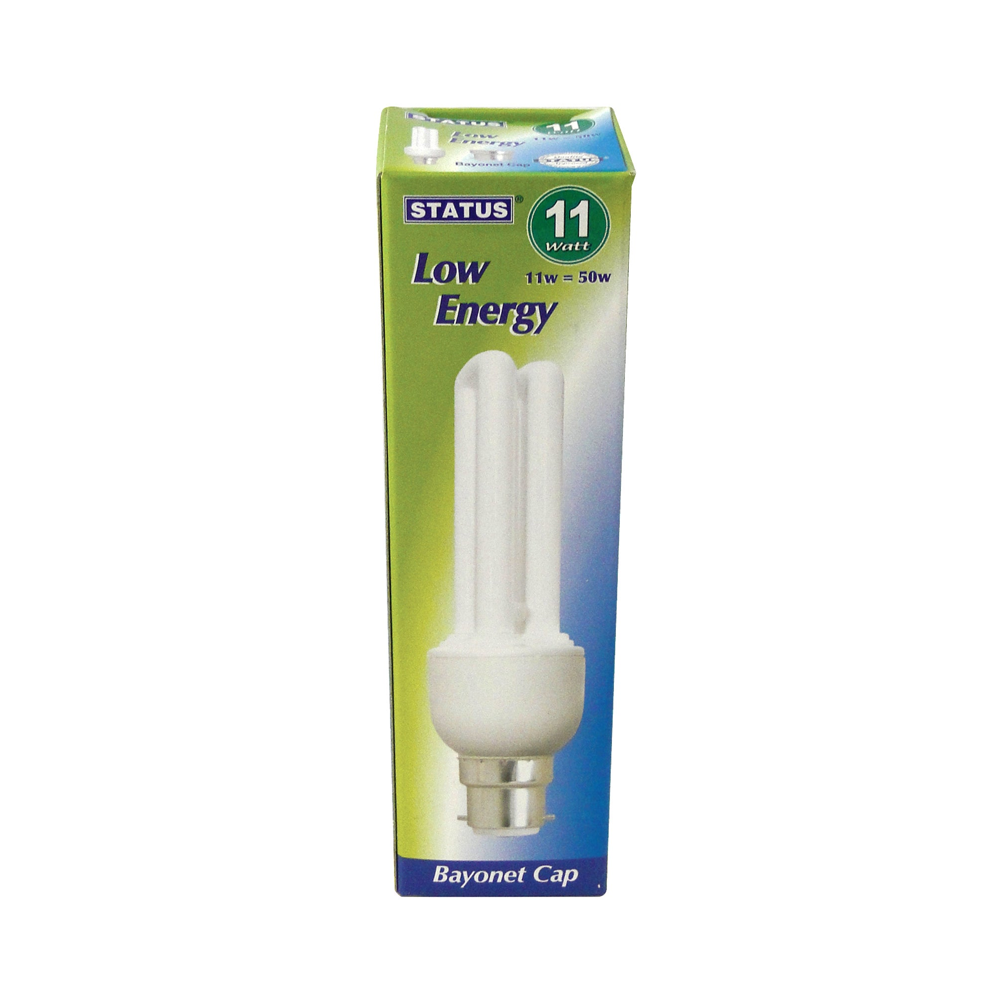 Status Energy Saving 11 Watt Stick Bulb