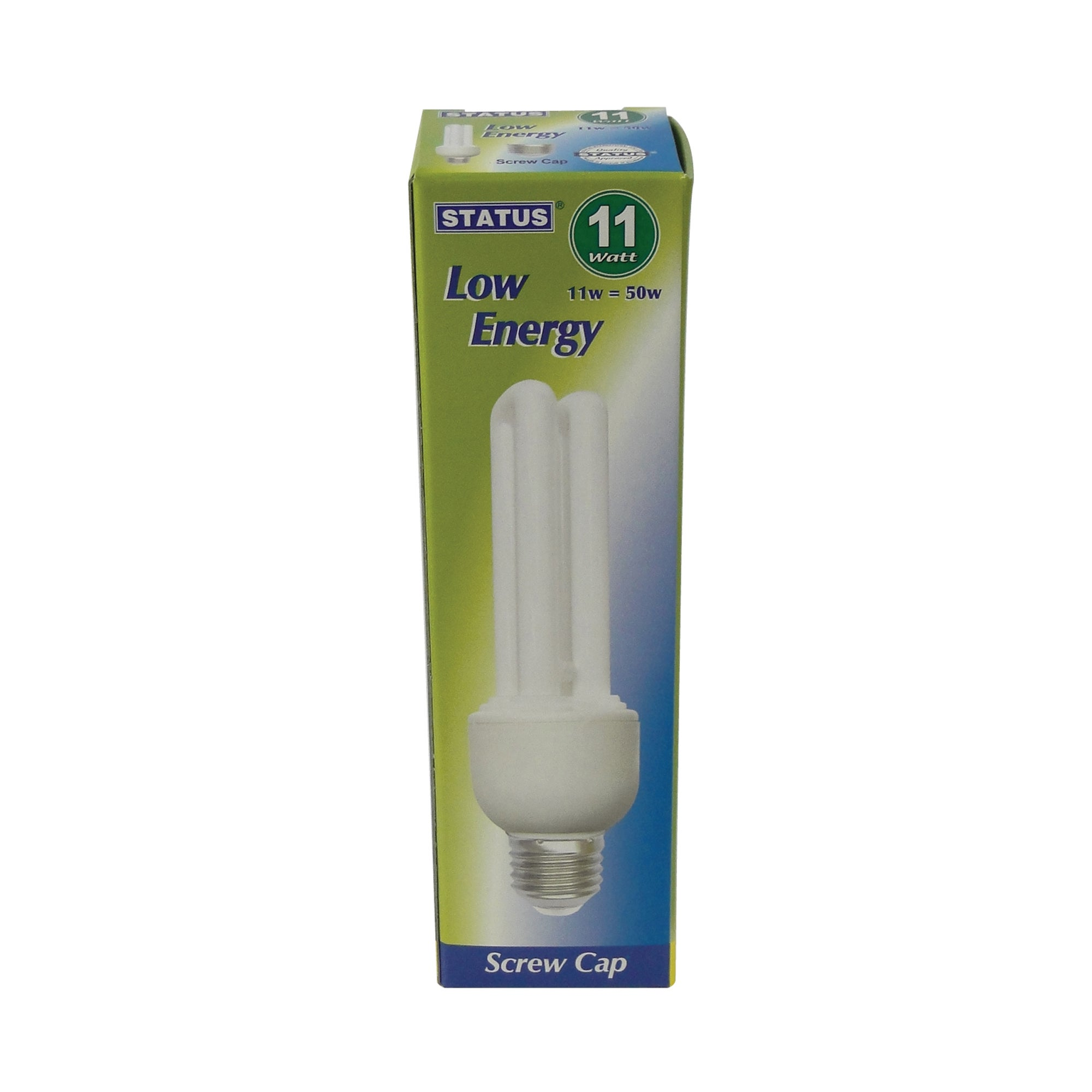 Status Halogen Energy Saver ES 11 Watt Stick Bulb