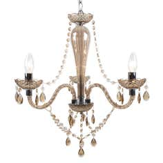 Champagne Antoinette 3 Light Fitting
