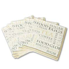 Glorious Food Collection Paper Napkins