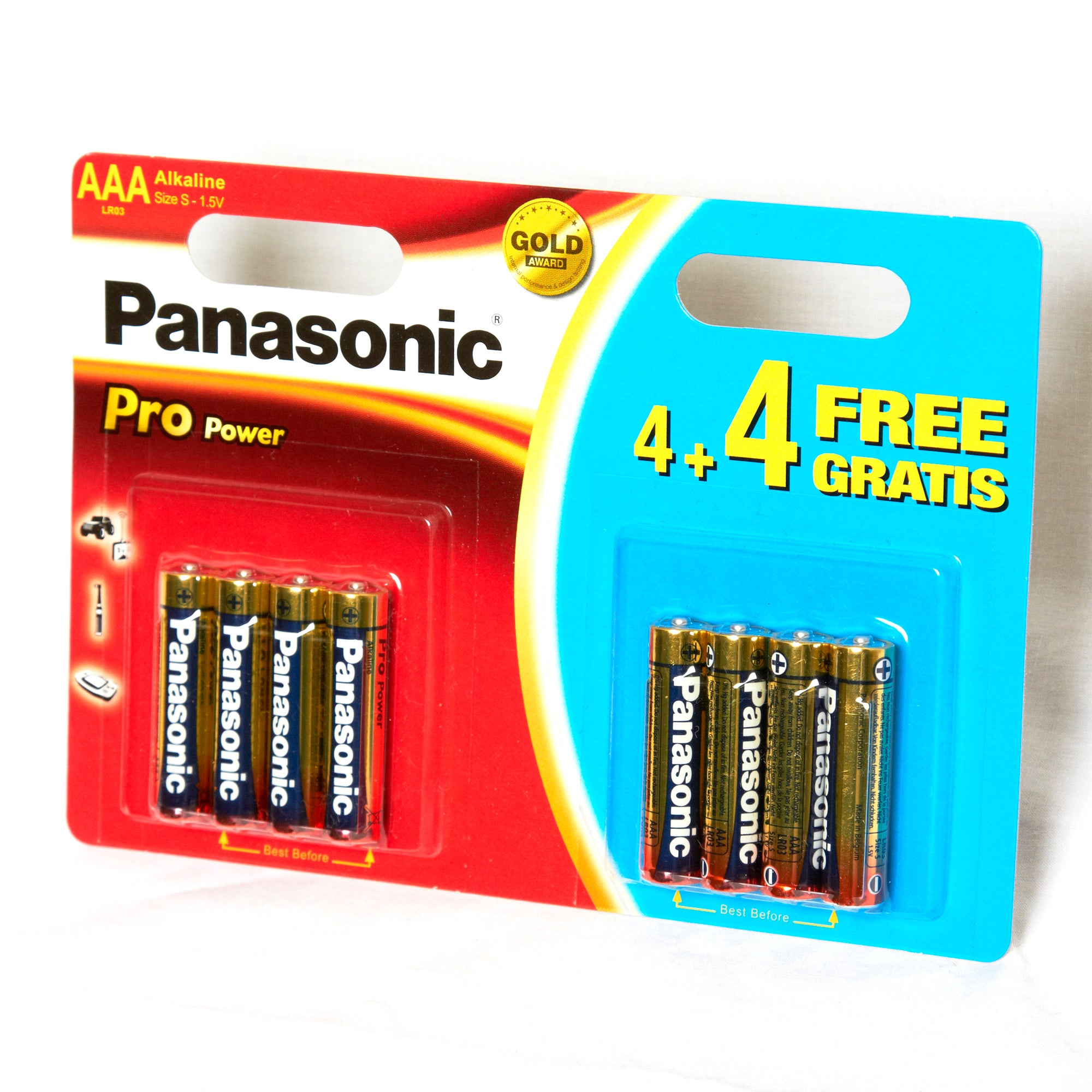 Panasonic Pro Power AAA Batteries