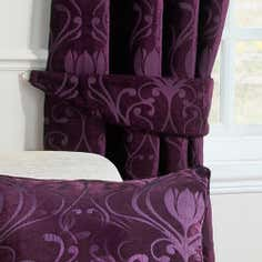 Aubergine Deco Collection Tiebacks