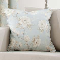 Duck Egg Country Garden Collection Cushion