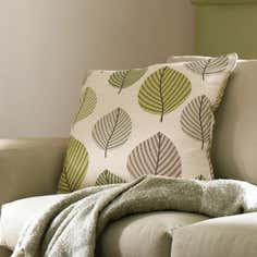 Green Regan Collection Cushion