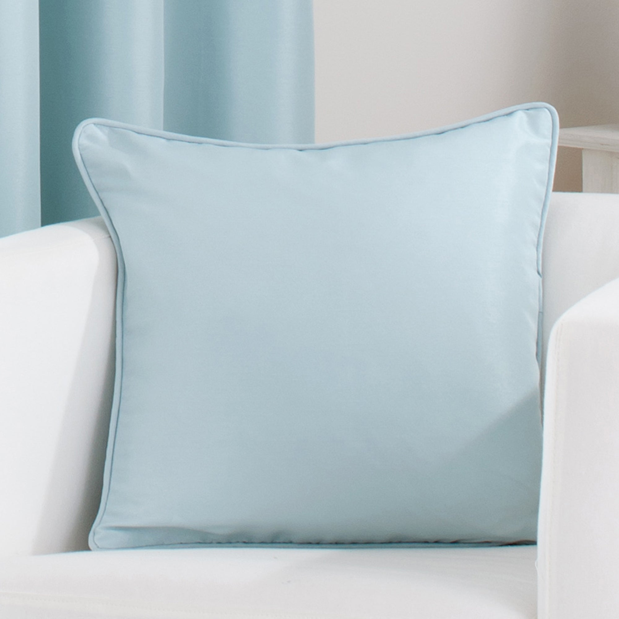 Duck Egg Sorrento Collection Cushion