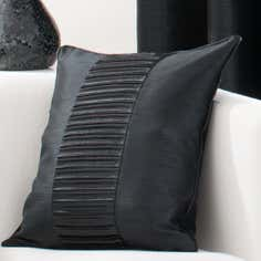 Black Montreal Collection Cushion