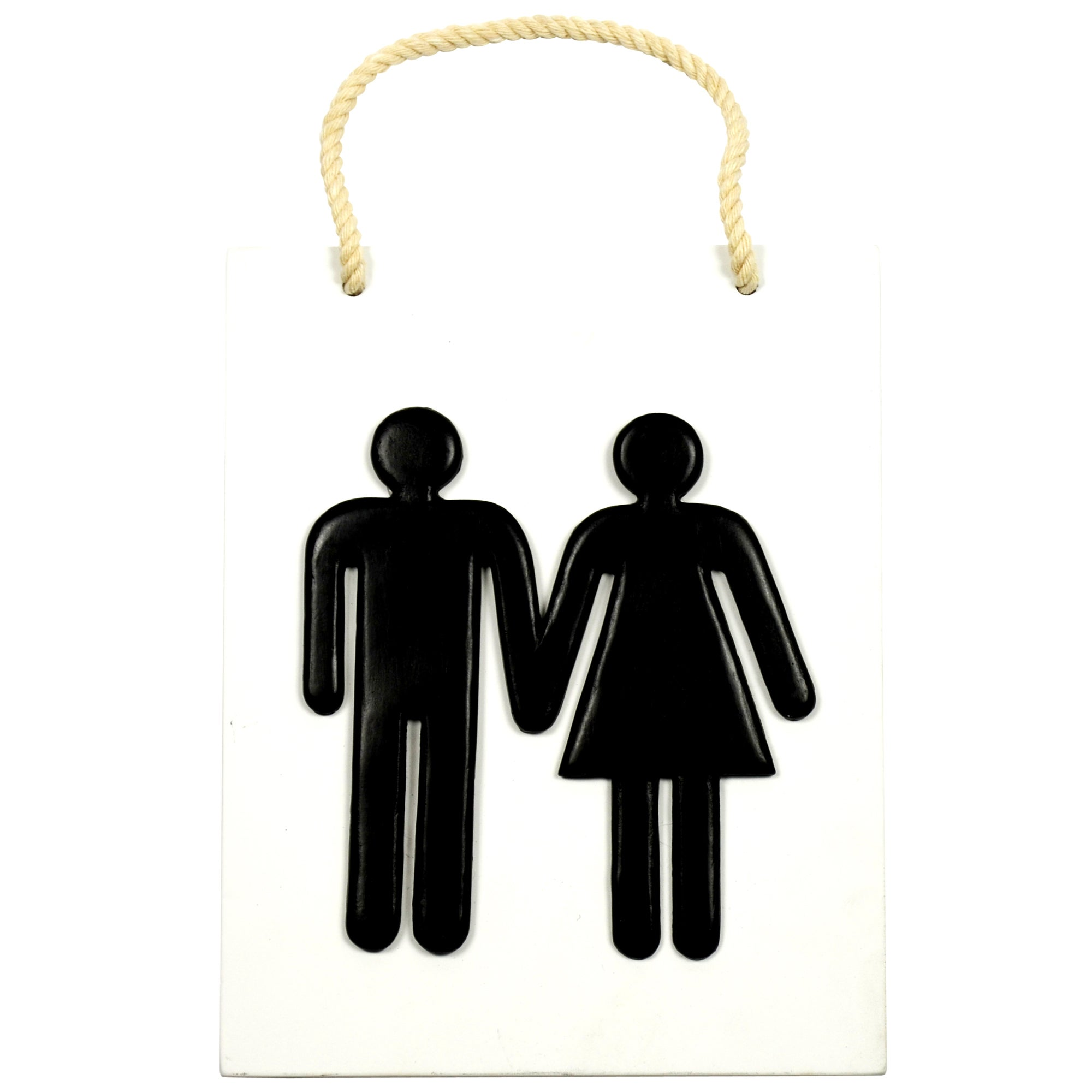 Bling His & Hers Hanging Plaque
